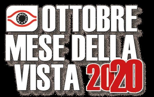 Ottobre mese della vista 2020